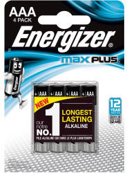 Energizer Max Plus AAA 1.5V (4 St.)