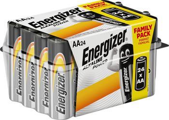 Energizer Mignon AA -Batterie LR06 1,5V (24 St.)