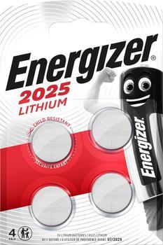 Energizer CR2025 3V, 4 Stück