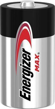 Energizer C Alkaline Batteries Max LR14 1.5V Pack of 4