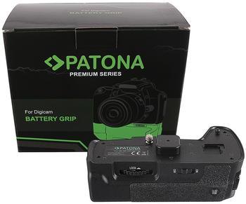 Patona Batteriegriff für Panasonic DMC-G85/DMC-G80