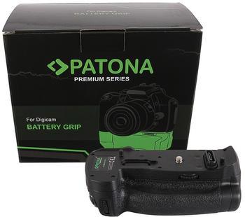 Patona Batteriegriff für Nikon D850
