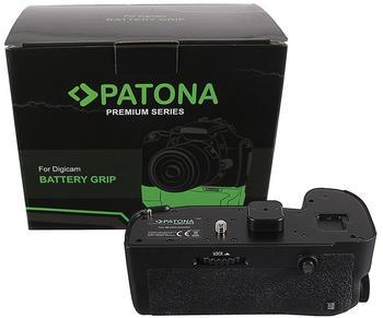 Patona Batteriegriff für Panasonic DC-G9