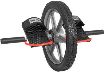 Gorilla Sports Power Wheel Bauchtrainer