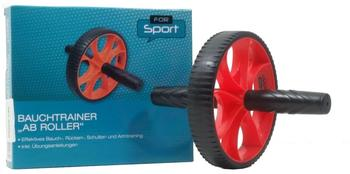 """For Sport Bauchtrainer """"Ab Roller"""" Bauchroller für ergonomisches Training"""