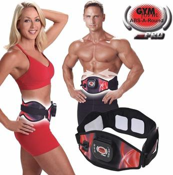 Gymform »ABS A Round Pro Muskeltrainingsgürtel-L/XL (100-140 cm)