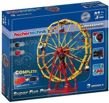 Fischertechnik Advanced - Super Fun Park (508775)
