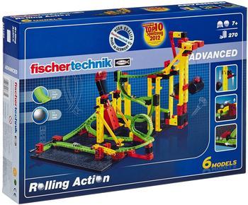 Fischertechnik Advanced - Rolling Action