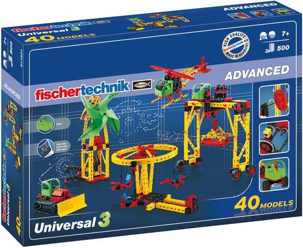 Fischertechnik Advanced Universal 3 (511931)