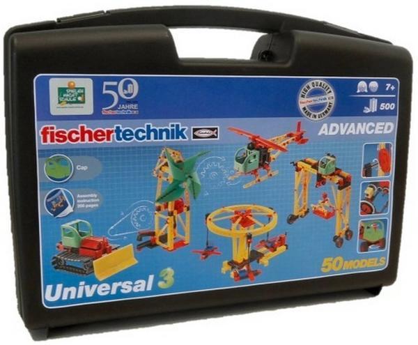 Fischertechnik Jubiläumsedition Universal 3