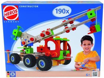 Heros Constructor 190-teilig (39039)