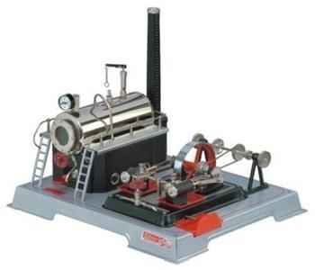 Wilesco D22 Zweizylinder-Dampfmaschine (00022)