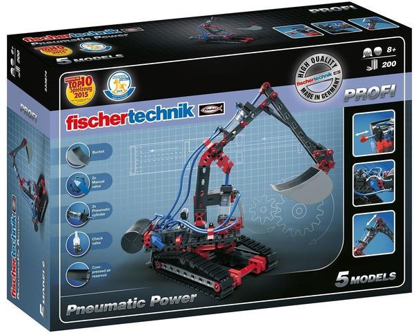 Fischertechnik Pneumatic Power