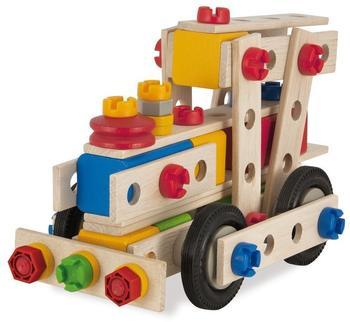 Heros Constructorgroße Lok (39027)