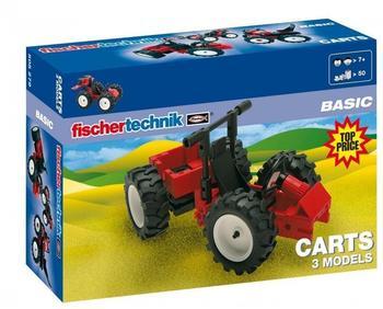 Fischertechnik Carts (50279)
