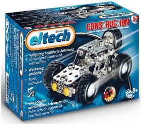 Eitech Construction C57 - Start Jeep