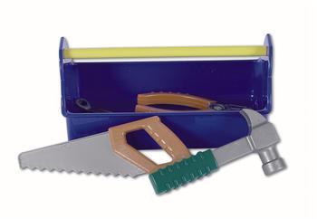 The Toy Company Werkzeugkasten mit 5 Werkzeugen