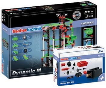 Fischertechnik Dynamic M Motor Set XS