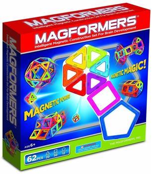 Magformers Basic Set Line 62 Teile (274-09)