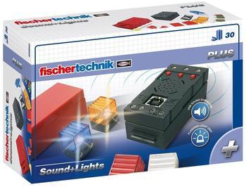 Fischertechnik Plus - Sounds + Lights (500880)