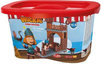 Big Playbig Bloxx Wickie Svens Festung