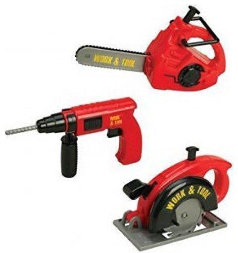 The Toy Company Work & Tools Mini-Werkzeug