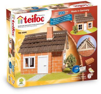 Teifoc Baukasten 4300 Fachwerkhaus
