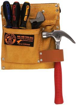 Corvus Kids at Work Werkzeugset mit Gürtel groß