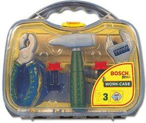 klein toys BOSCH Werkzeugkoffer, mittel,transparent (8465)