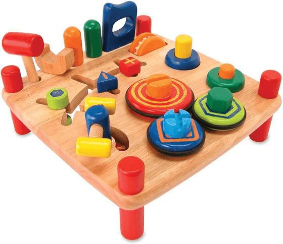 I'm Toy Kinder-Werkbank