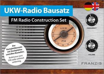 Franzis UKW-Radio Bausatz