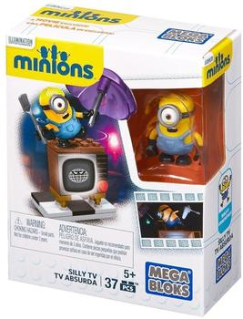 MEGA BLOKS Minions Silly TV (CNF49)