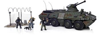 MEGA BLOKS Kampffahrzeugangriff