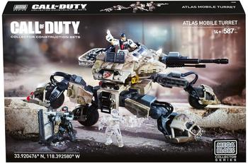 MEGA BLOKS Call of Duty - Atlas Mobile Turret (CNG85)