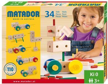 Matador Holzbaukasten Ki 0