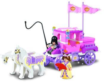 Sluban Girls Dream - Königliche Kutsche