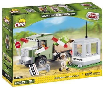 Cobi Military Checkpoint