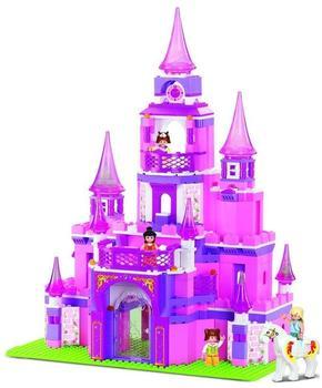 Sluban Girls Dream - Prinzessinenschloss (M38-B0152)