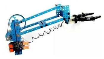 Makeblock Robotic Arm Add-on Pack for Starter Kit - Blue