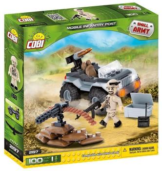 Cobi Small Army Mobile Infantry Post (2197)