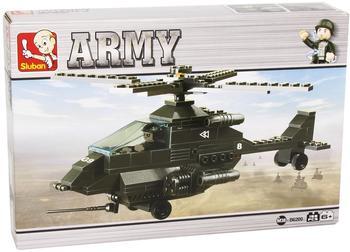 Sluban Land Forces - Apache Kampfhubschrauber