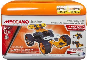 Meccano Pullback Race Car