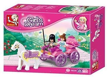 Sluban Girls Dream - Prinzessinen Kutsche