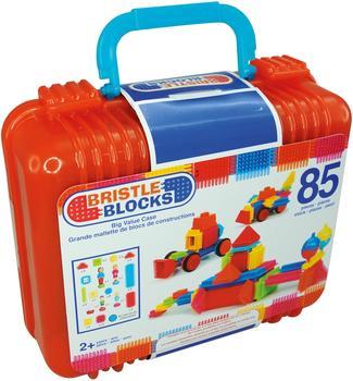 Battat Bristle Blocks - 85 pieces Big Value Case