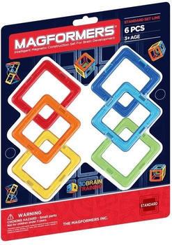 Magformers Quadrate 6
