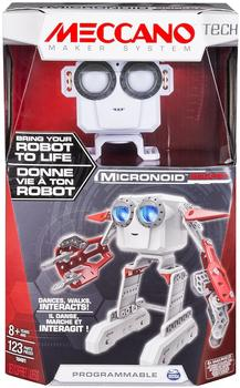 Meccano MicroNoid - Red Socket