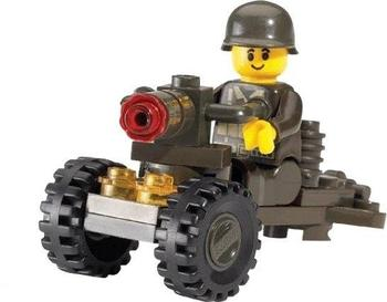 Sluban Land Forces - Anti Panzer Geschütz