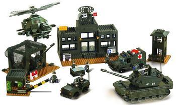 Sluban Land Forces - Hauptquartier