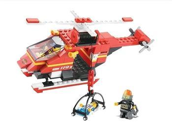 Sluban Fire Alarm - Feuerwehr Rettungshubschrauber