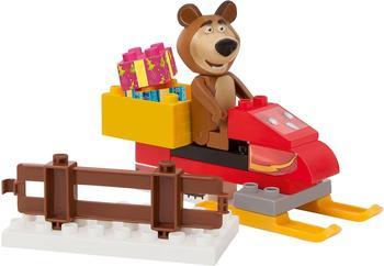 Big PlayBIG Bloxx Masha und der Bär - Bärs Schneemobil